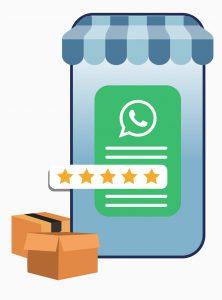 como recibir pedidos por whatsApp en tu tienda online